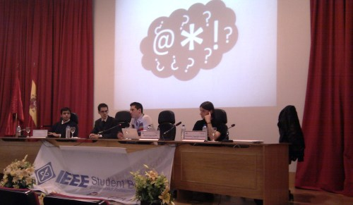 Vauzza en las IEEE discussion boards